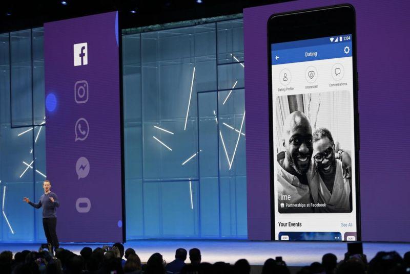 Facebook competiría con Tinder, mediante nueva función para citas